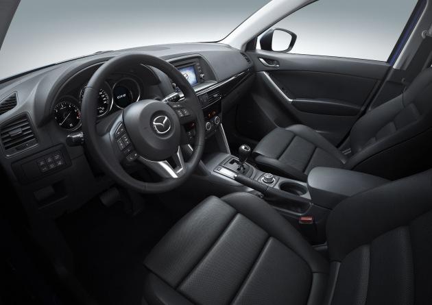Anteprima mondiale della Nuova Mazda CX-5 al Salone di Francoforte 2011: il compact Crossover SUV con la rivoluzionaria tecnologia SKYACTIV