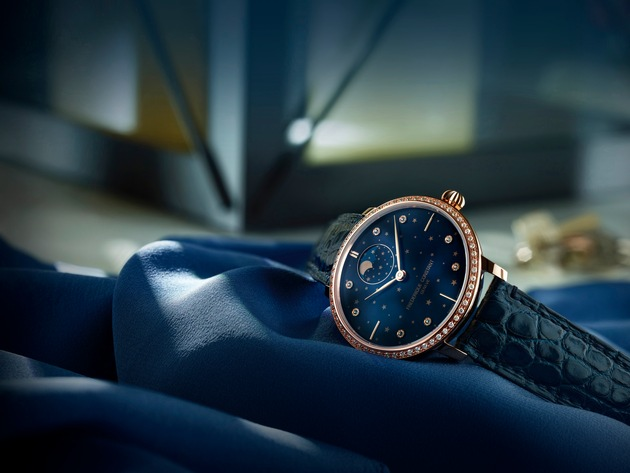 The Slimline Moonphase Stars Manufacture Launch: A Night Looking at the Stars