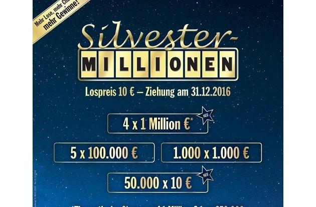 Silvester Lotto Gewinnzahlen