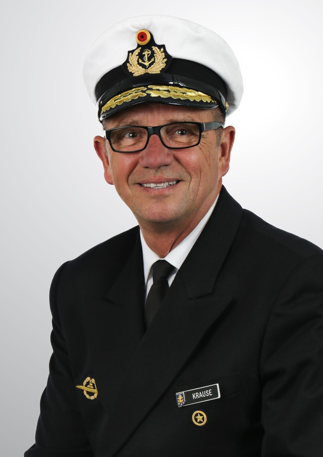 Inspekteur der Marine, Vizeadmiral Andreas Krause