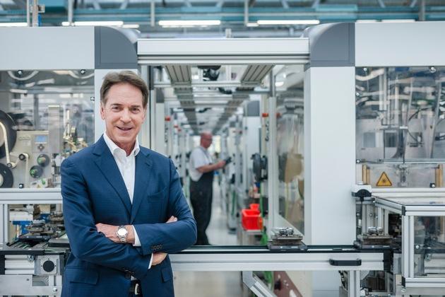 Fast 50 Jahre Erfahrung als Unternehmer in der Automobilindustrie. Michael Stoschek wird 70 Jahre alt.