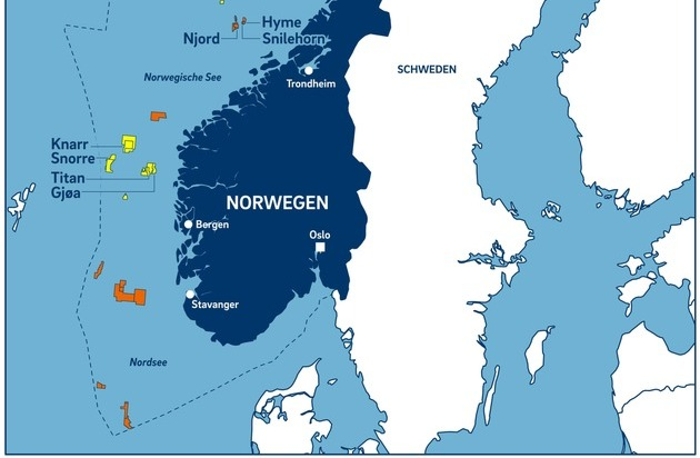 dea kann produktion  norwegen mehr als verdoppeln