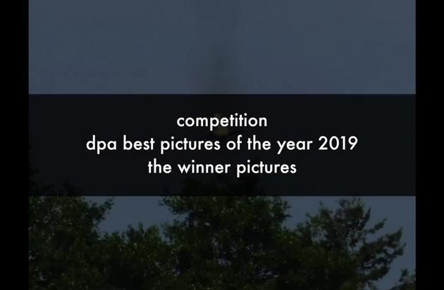 Das sind die dpa-Bilder des Jahres 2019