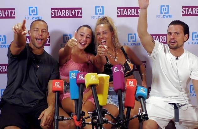 """Gelungener Mittwochabend bei RTLZWEI mit """"Kampf der Realitystars"""" und """"Love Island"""""""