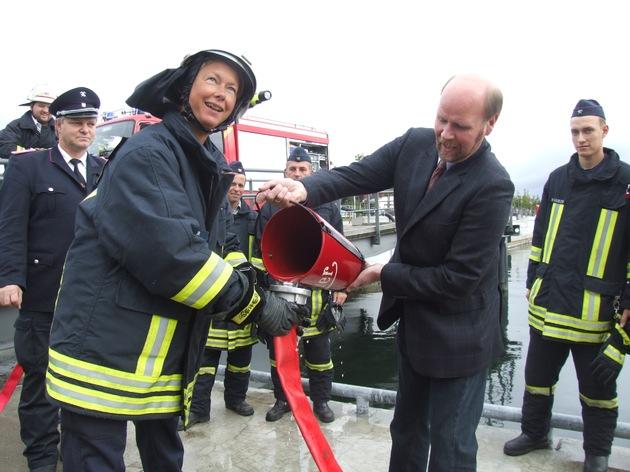 FW-LFVSH: Ostseewasser bis nach Hasloh getragen