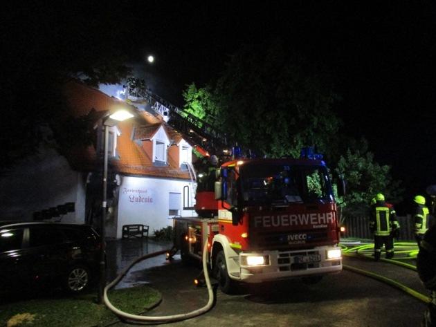 POL-PPMZ: Wohnhausbrand in Oppenheim