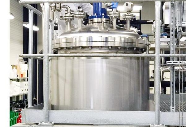 Schweizer EPFL spin-off EMBION(TM) Technologies S.A. revolutioniert das Upcycling von Biomasse