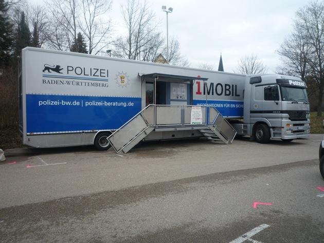 Info-Mobil des LKA