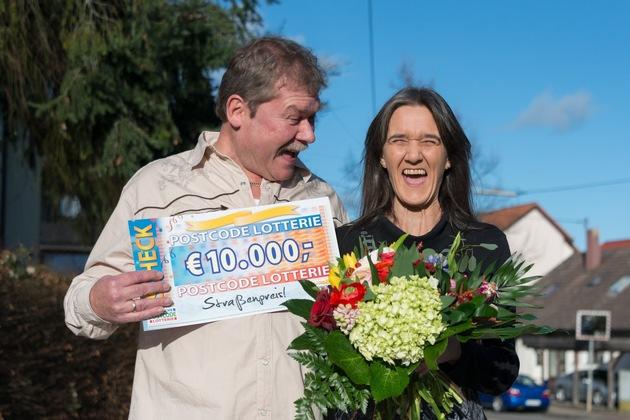 Hartmut aus Filderstadt gewinnt 10.000 Euro