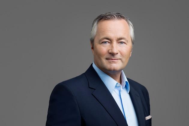 Hannes Ametsreiter, CEO von Vodafone Deutschland