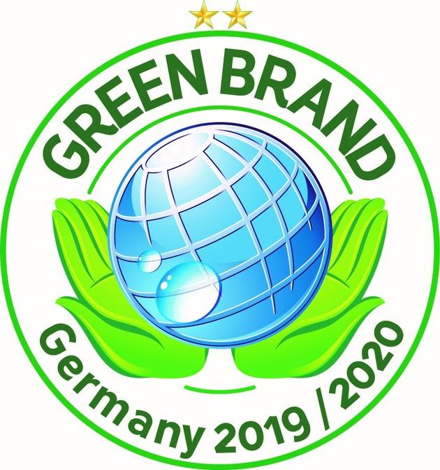 Edding EcoLine Als Green Brand 2019 / 2020 Ausgezeichnet