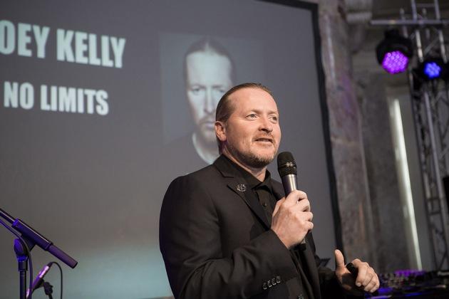 Im Rahmen des Allgeier Experts Summer Summits hat Joey Kelly einen Impulsvortag gehalten.