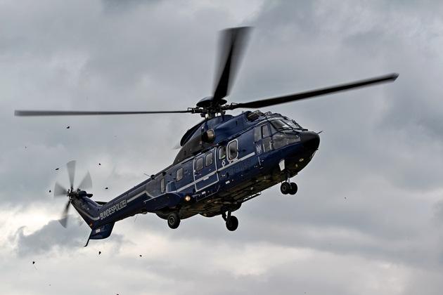 BPOLI-KN: Gemeinsamer Fahndungseinsatz von Bundespolizei und Zoll