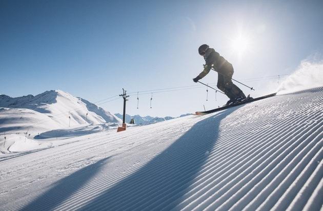 Skisafari in der Ferienregion TirolWest