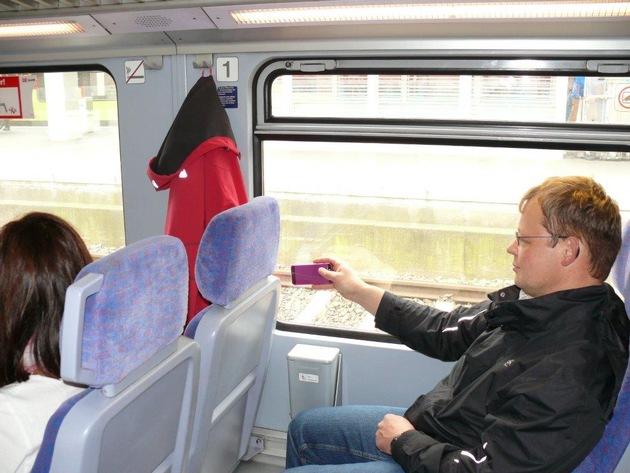 Symbolbild Taschendiebstahl Foto: Bundespolizei