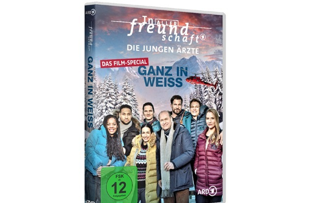 Release Company the Right at Programs Another: Ganz in Weiß ab dem 9. Oktober...