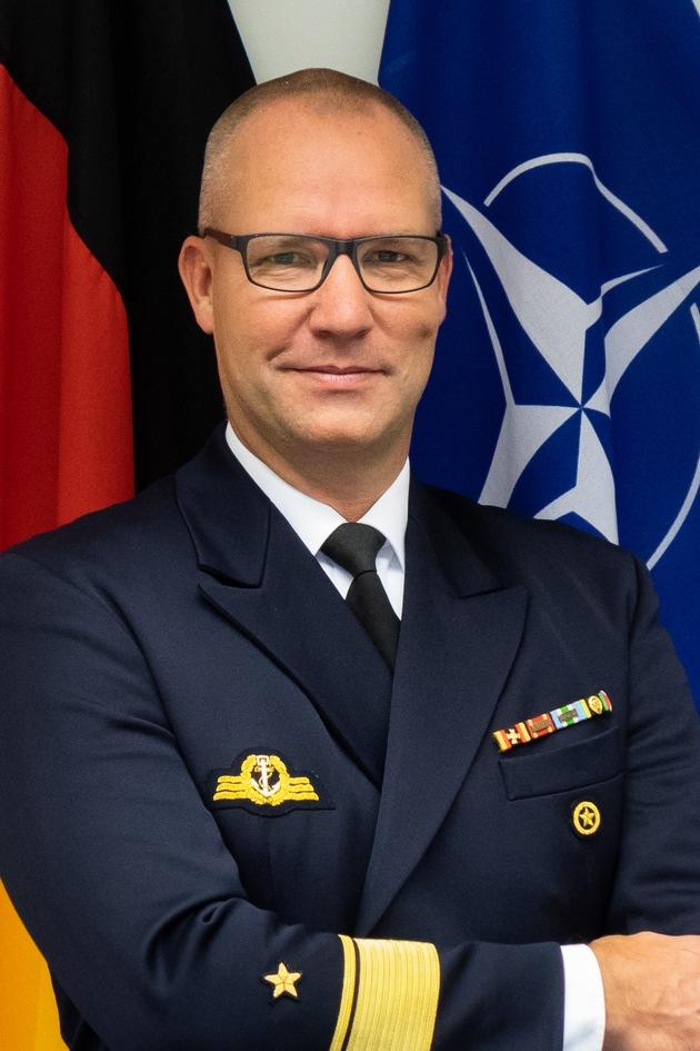 Director COE CSW & Kommandeur Einsatzflottille 1