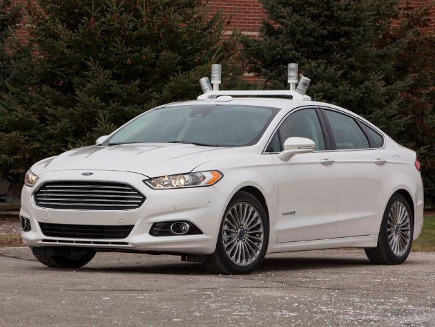 Ford-Weltpremiere auf dem Mobile World Congress: Automatisiertes Forschungsfahrzeug