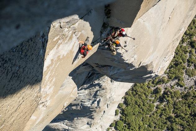 Mammut #PROJECT360 - Se rendre en un clic de souris sur le Cervin, l'Elbrouz et El Capitan