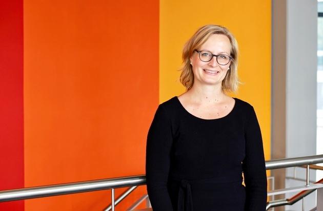 Katrin Hahn startet als Geschäftsführerin bei der BWI GmbH