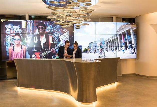 "press release: ""Stuttgart has a new cult location - the Jaz Stuttgart has opened for business"""
