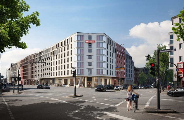 Hamburg Altona: Ins neue Stresemannquartier mit 777 Apartments zieht Leben ein / Erste Azubis kommen ab Mitte Februar, Studierende ab März, Gewerbeflächen eröffnen im Sommer
