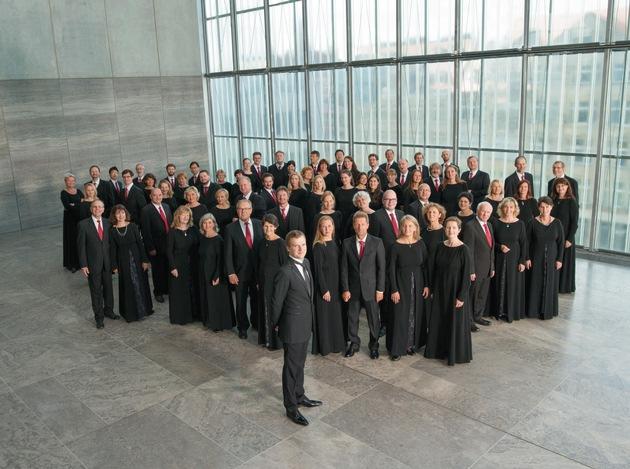 """MDR RUNDFUNKCHOR und Risto Joost mit Mendelssohns """"Paulus"""" im """"Zauber der Musik"""""""