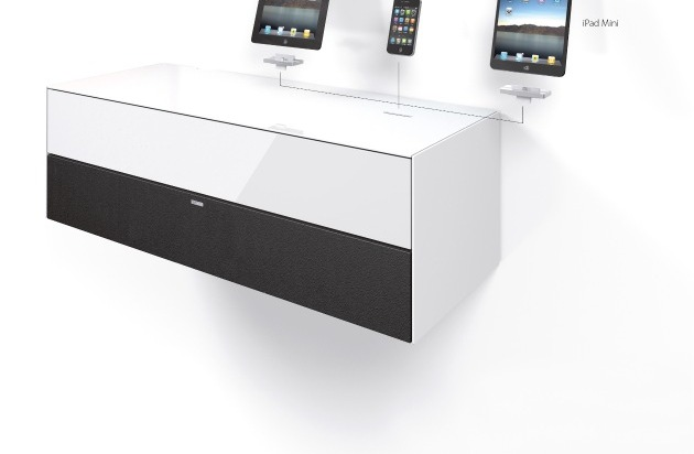 dock festival spectral entwickelt f r seine tv m bel zukunftssichere presseportal. Black Bedroom Furniture Sets. Home Design Ideas