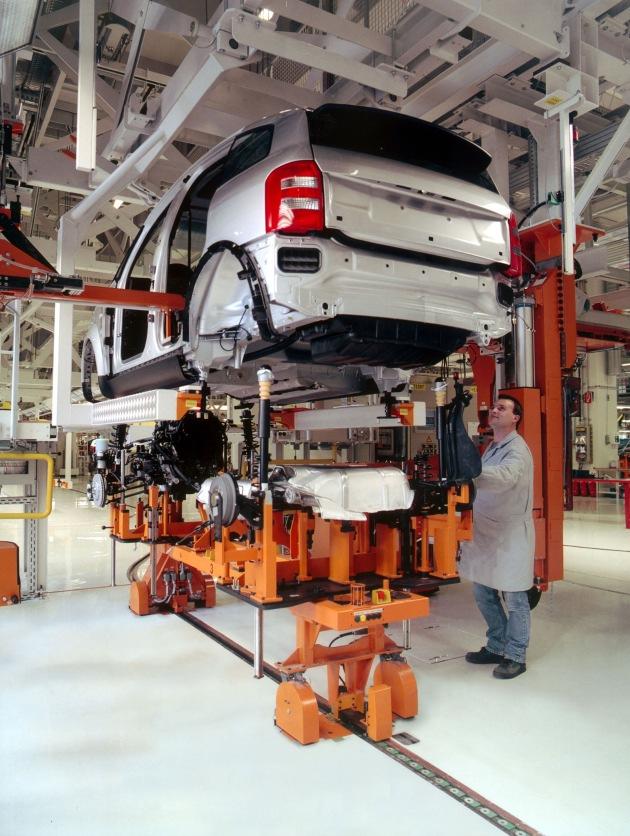 1999: Audi Konzern baut starke Position weiter aus