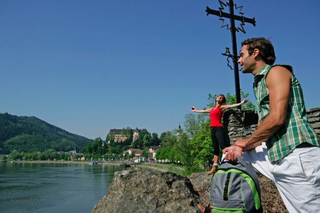 Der virtuelle Weg zum Donausteig - BILD