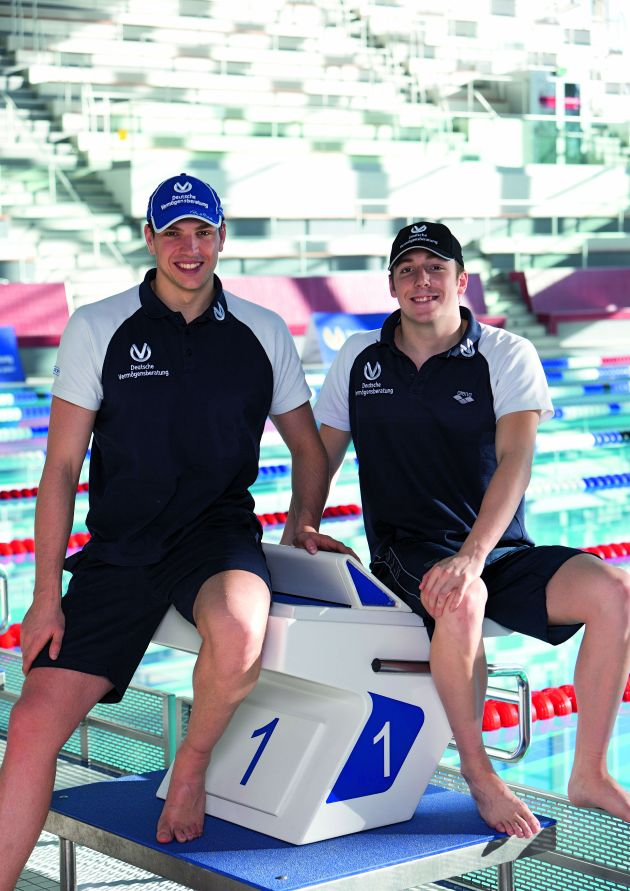 Das 34. Internationale Oranier-Schwimmfest um den DVAG-Cup: Paul Biedermann und Marco Koch am Start in Dillenburg