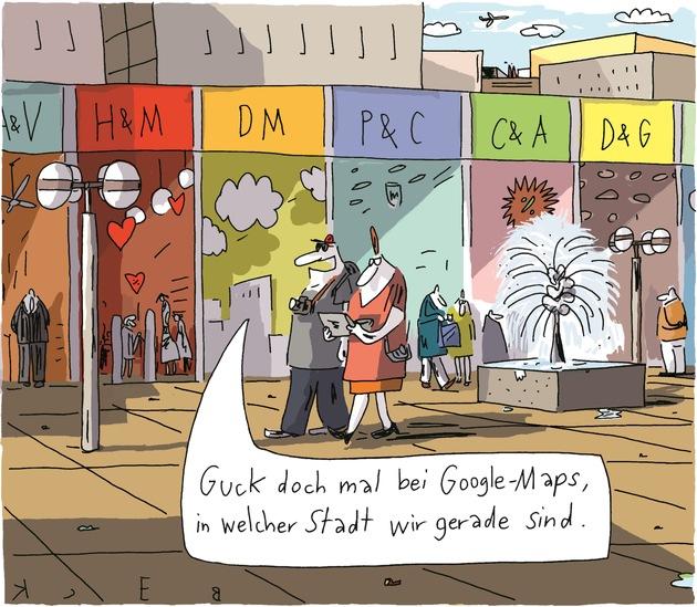 BILD zu TP/OTS - Cartoon