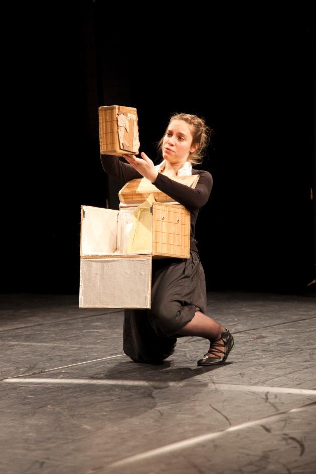 Percento culturale Migros: concorso di teatro del movimento 2012   Giovani artisti eccellenti