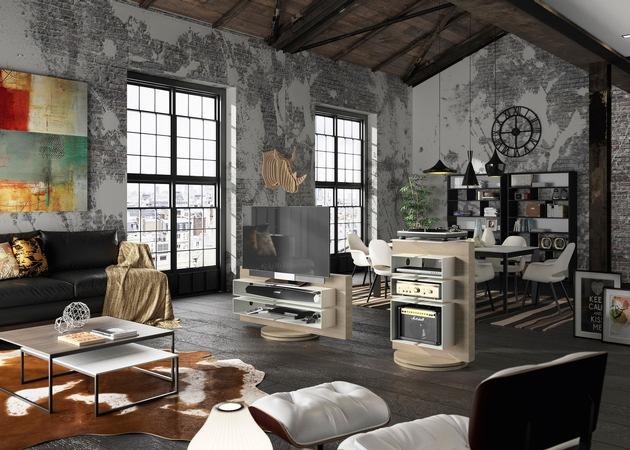 LUKE | Home Entertainment Möbel