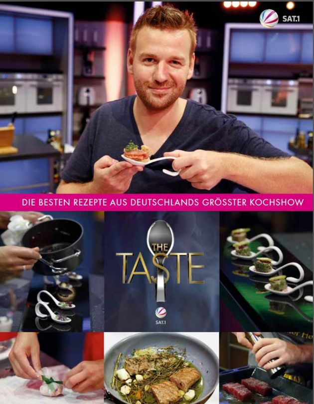 """Erfolgreiches Finale in SAT.1: Koch Jan (30) aus Linz gewinnt """"The Taste"""" 2014"""