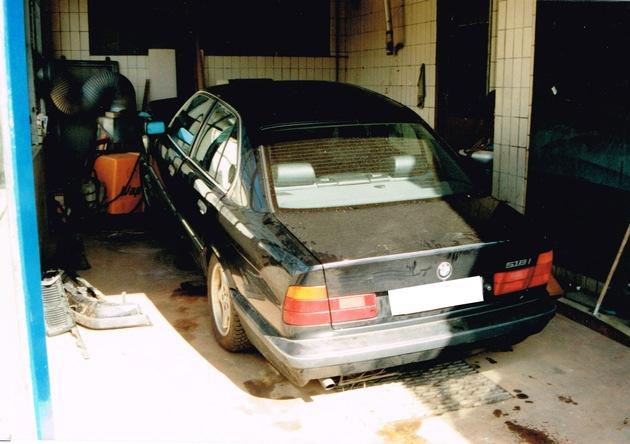 Der benutzte BMW