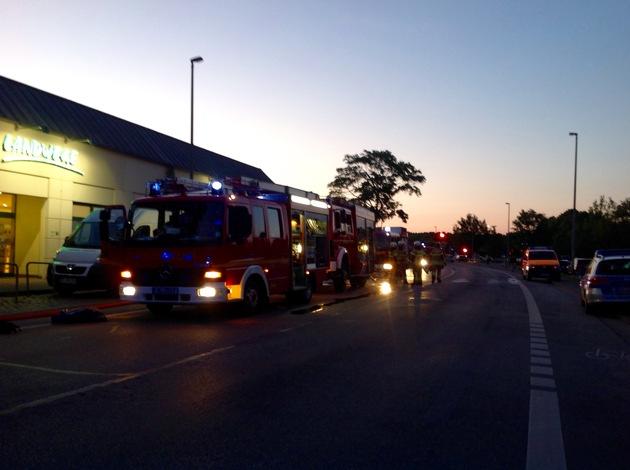 Bereitschaftsraum Feuerwehr