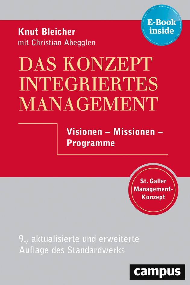 Nach 25 Jahren Beschleunigung wichtiger denn je: Das Konzept Integriertes Management