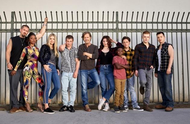 Die wohl chaotischste Familie im TV: FOX präsentiert die zehnte Staffel von