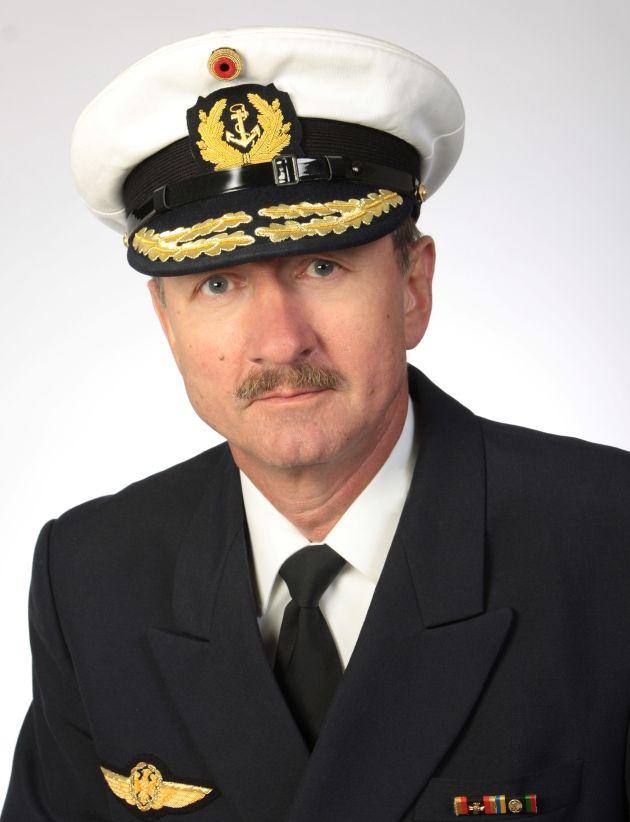 Stellvertreter Befehlshaber - Konteradmiral Michael Mollenhauer