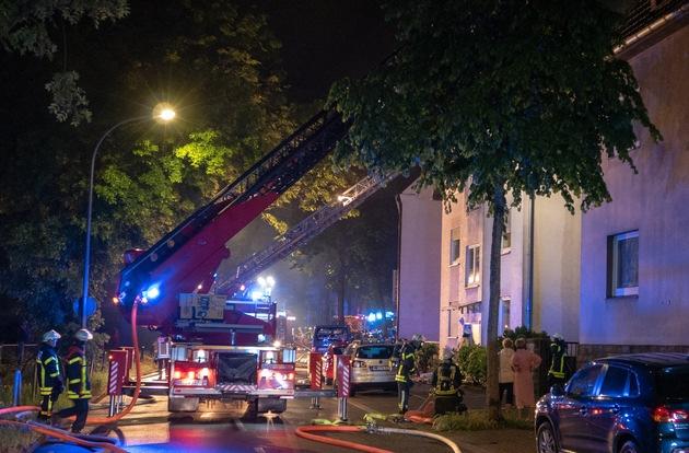 Bild: Feuerwehr Bochum