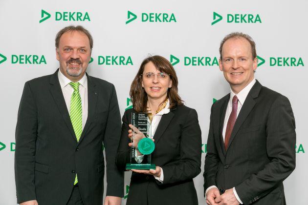 SKODA Roomster gewinnt beim DEKRA Gebrauchtwagenreport 2014