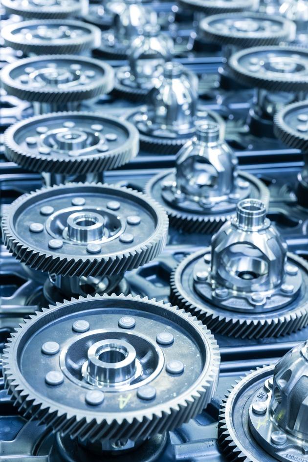SKODA AUTO fertigt 10-millionstes Getriebe