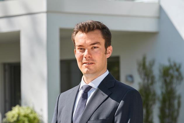Stephan Jager (31) wurde zum Jahresbeginn in die Geschäftsführung von WeberHaus berufen.