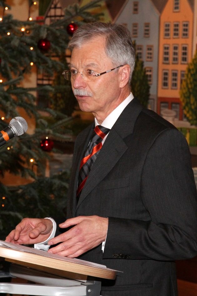 Ulrich Birkenheier steht für die Öffnung des Nachrichtendienstes. Das Bild ist für die redaktionelle Nutzung unter Nennung der Quelle freigegeben.