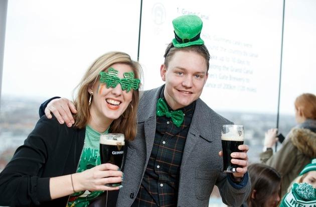 St. Patrick's Day 2020: Partystimmung mit Guinness und Greenings