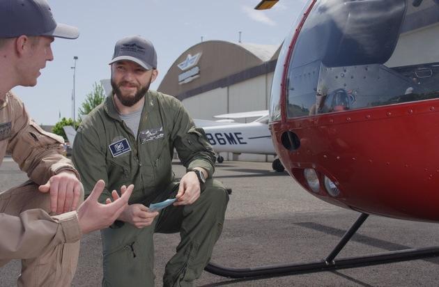 Pilotenmangel in Deutschland: ADAC Luftrettung kooperiert mit Flugschule in den USA / Strategische Partnerschaft mit der Hillsboro Aero Academy / Neues Ausbildungsprogramm für Rettungshubschrauberpiloten