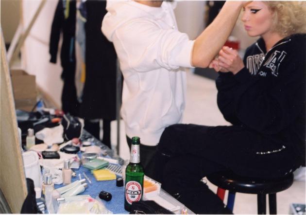 Beck's Fashion Experience: Zweite Modenschau in Berlin mit sieben deutschen Nachwuchsdesignern aus dem In- und Ausland