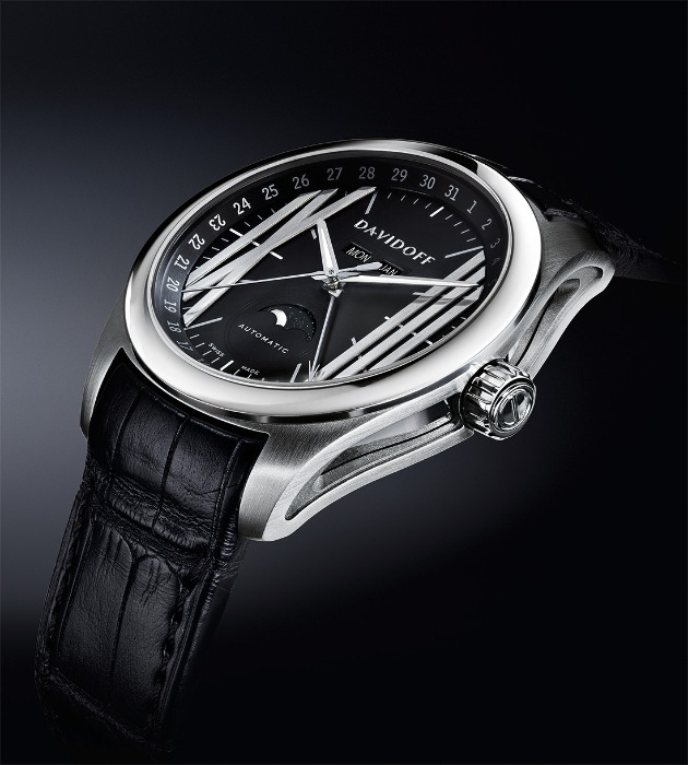 DAVIDOFF introduces the outstanding VELOCITY range of timepieces, exclusively at Baselworld 2013 (PICTURE)