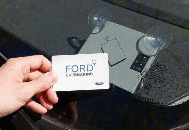 """5 Jahre Ford Carsharing. Weiterer Text über ots und www.presseportal.de/nr/6955 / Die Verwendung dieses Bildes ist für redaktionelle Zwecke honorarfrei. Veröffentlichung bitte unter Quellenangabe: """"obs/Ford-Werke GmbH/Friedrich Stark"""""""